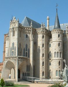 Palacio Episcopal Astorga (León)