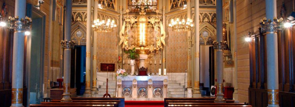 Altar Gaudí Tarragona 2