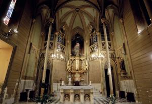 Altar Gaudí Tarragona